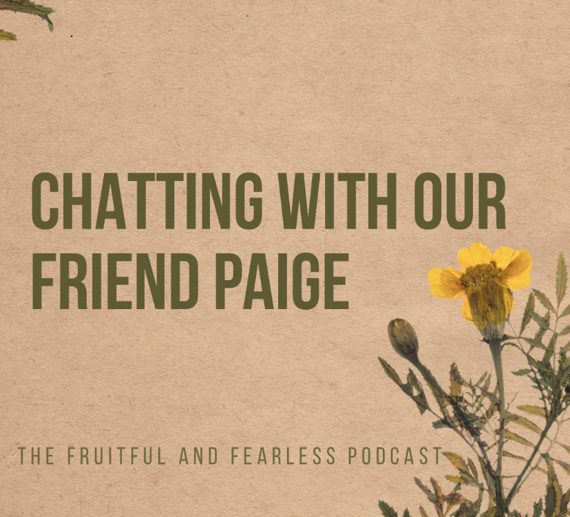 #21 Chatting With Paige