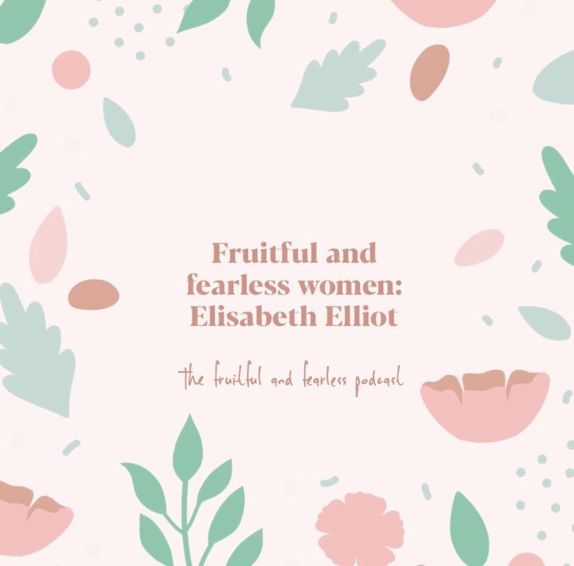 #33 Elisabeth Elliot